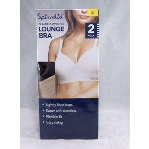 Splendid Women's Lounge Bra 2 Pack